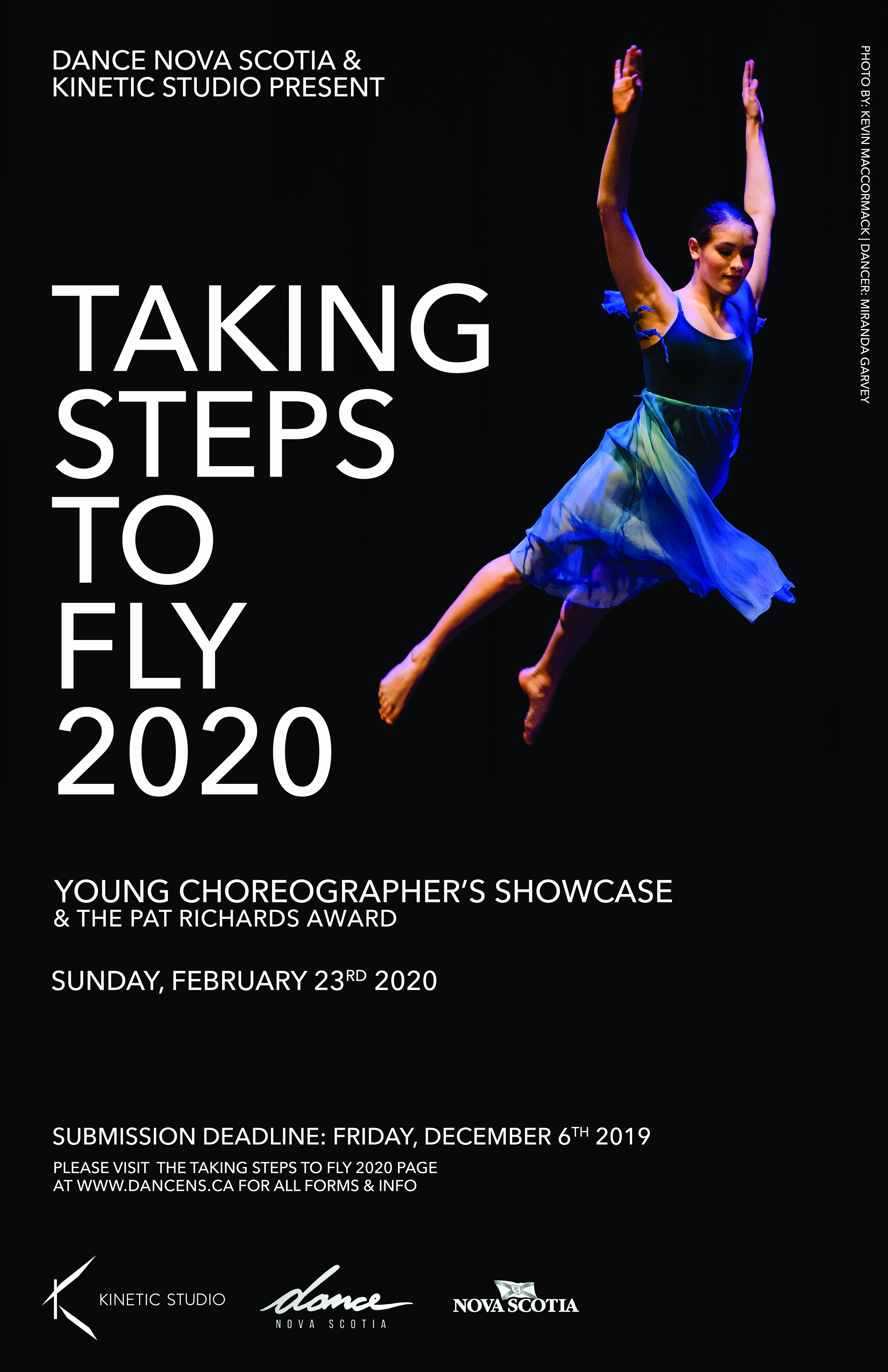New Dance Moves 2020.Taking Steps To Fly 2020 Dance Nova Scotia